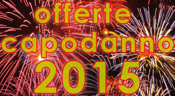 Offerte Capodanno Versilia 2015 Last Minute