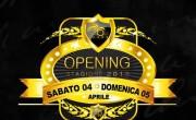 OSTRAS beach CLUB – OPENING STAGIONE 2015 – SABATO 04 & DOMENICA 05 APRILE