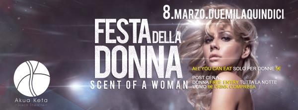Festa della Donna AKUA KETA Pisa