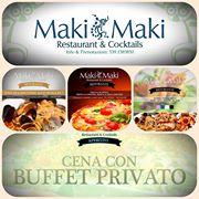 TRIS + BUFFET Maki Maki Generico