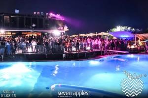 seven apples versilia
