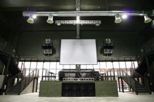 Discoteca Hangar Versilia