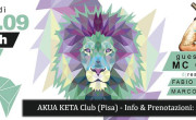 AKUA KETA Club INAUGURAZIONE Nuova Stagione 2015/2016