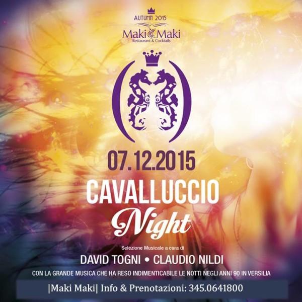 MAKI MAKI Cavalluccio Night