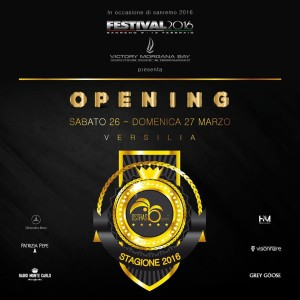 Ostras Beach Club Opening 2016