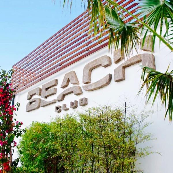 BEACH CLUB PRENOTAZIONI