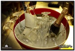 Champagne al Maki
