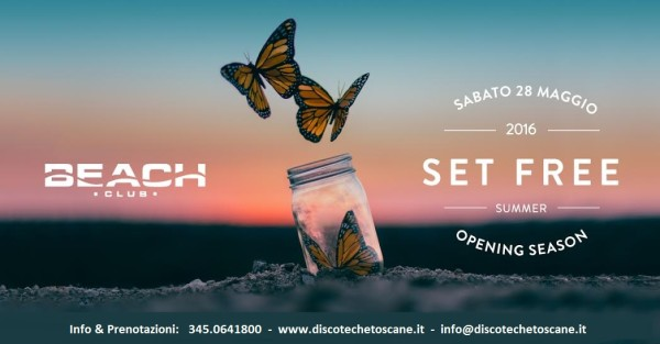 SABATO 28 MAGGIO 2016 OPENING SEASON #summer2016 #beachclubversilia
