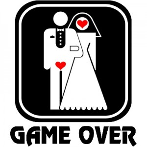 Addio al nubilato e celibato game over