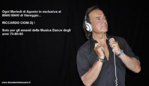 Riccardo Cioni dj