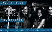 OSTRAS Beach Versilia il Sabato Estate 2018